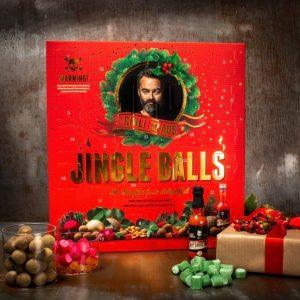 Jingleballs julekalenderen fra Chili Klaus