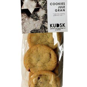 Cookies julegran - Kudsk