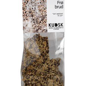Glutenfri frøbrud - Kudsk