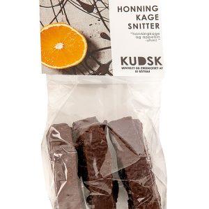 Honningkagesnitter m. appelsin - Kudsk