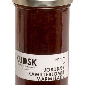 Jordbær-kamille marmelade - Kudsk