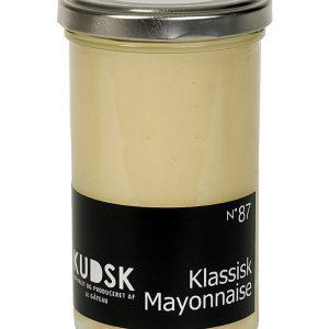 Klassisk mayonnaise - Kudsk