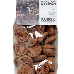 Marcipan makroner - Kudsk