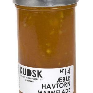 Æble-havtorn marmelade - Kudsk
