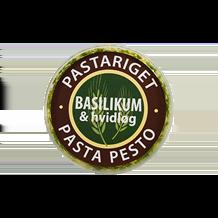 Basilikum-hvidloeg pesto - Pastariget