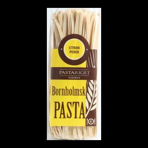 Citron-peber pasta - Pastariget