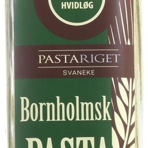 Basilikum-Hvidløg pasta