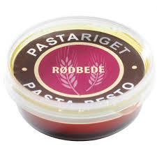 Rødbede pesto - Pastariget