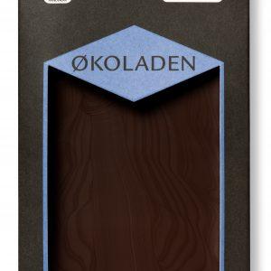 Økologisk mørk chokolade - Økoladen