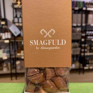 Rom & chokolade bolcher fra AlmueGaarden