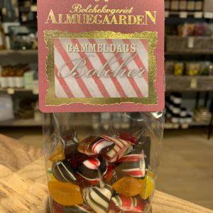 Sukkerfri gammeldagsbolcher fra Almuegaarden