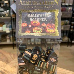 Halloween bolcher fra AlmueGaarden